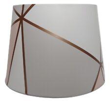 Geometric Lampshade Ceiling Pendant Light Shade Modern Girls Apex Rose Gold Gift