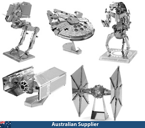 3D Metal Model Kits, Laser Cut, Star Wars 2!!!