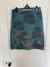 White Stuff Fox Skirt Size 12