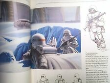 The Art of The Empire Strikes Back Hard Cover Valerie Hoff Star Wars