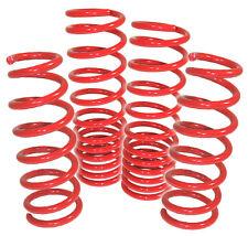 2011-2015 Scion tC Jdm Suspension Race Coil Lowering Sport Spring Kit Drop Red