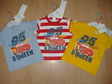 Disney Boys' 100% Cotton T-Shirts & Tops (0-24 Months)