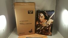 Hot Toys MMS451 Justice League Wonder Woman 1/6 action figure's empty box only!