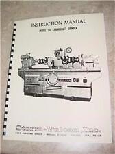 Storm Vulcan Model 15C Crankshaft Grinder Manual