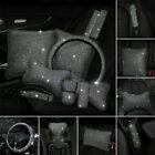 New Universal Sparkle Luxury Bling Bling Rhinestone Diamond Car Accessories UK