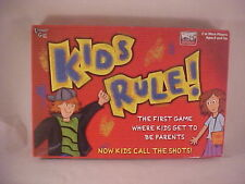 Kids Rule! The First Game Where Kids Get To be Parents - Complete - NRMT
