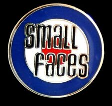 SMALL FACES MOD TARGET ENAMEL PIN BADGE