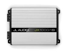 JL Audio JX 1000/1D Monoblock Endstufe Digitaler Verstärker 1-Kanal 1000 Wrms 2O