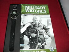Eaglemoss Military Watches - Issue 28 - British Naval Diver's Watch 1980s