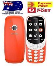 AUSTRALIA STOCK BRAND NEW UNLOCKED NOKIA 3310 CLASSIC+3G+BLUETOOTH+FM+CAMERA