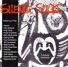 Silence Sucks (Turbulentia Coloniensis) RAUSCH ULTRA DEGAULLE DEAF INDIANS