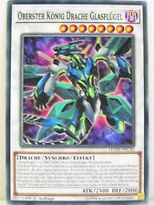 Yu-Gi-Oh - 2x #C030 Oberster König Drache Glasflügel - LEDD - Legendary Dragon 3