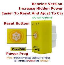 SUPER (MEGA) OBD2 Chip Tuning/Rimappatura TUNING BOX. si adatta Honda & BENZINA TOYOTA