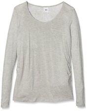 T-shirt, maglie e camicie grigi per la maternità taglia 42