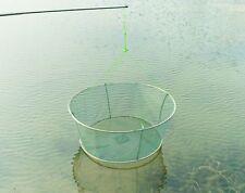 """Foldable Fishing Net 31""""/80CM Drop Landing Prawn Bait Crab Shrimp Net Harbour"""