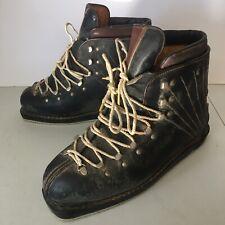 Zermatt Vintage Climbing Ski Boots Mens 45 EUR