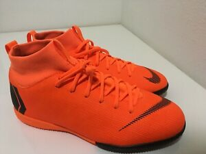 Nike JR Mercurial Superfly Sz 5.5 IC Soccer Cleats