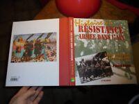HISTOIRE de la RESISTANCE ARMEE DANS L'AIN P Veyret Maquis Collaboration 39.45