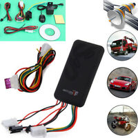 GT06 GPS GSM GPRS CarTracker Locator Anti-theft SMS Dial Tracking Device+CableGX