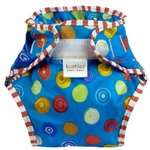 Kushies Waterproof Diaper Wrap Cover