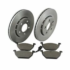 Hells Pagid Front Brake Kit 280mm DPK065 fits VW GOLF MKIV1J5 2.0