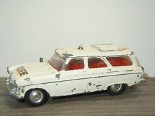 Ford Zephyr POLITIE - Corgi Toys 419 England *32581