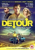 Detour DVD (2017) Tye Sheridan New Movie Gift Idea Emory Cohen Road Trip Movie