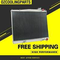 34MM 2 ROW Aluminum Radiator FOR Nissan Pathfinder R50 3.3L V6 1995-2005 AT/MT
