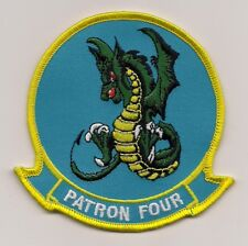 USN VP-4 SKINNY DRAGONS patch MARITIME PATROL SQUADRON