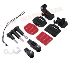 Grab Bag of Mounts Kit Pack For GoPro Hero 2 3 3+ 4 Go Pro Camera Accessories