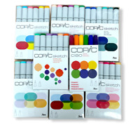 Copic Markers Sketch (6 Pieces) New Sealed; You Pick!