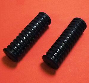 Rear Footpeg Rests Rubber Pads CL70 C100 C105 CT200 S65 CM91 CT90 *READ* E0130