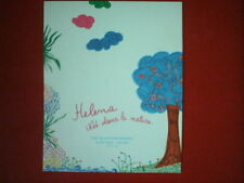 "HELENA NOGUERRA - PETIT PLAN MEDIA / PRESS KIT  ""NEE DANS LA NATURE"""