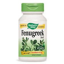 Fenugreek 100 Caps by Nature's Way