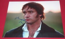MATTHEW MACFADYEN SIGNED PRIDE & PREJUDICE MR DARCY STILL PHOTO AUTOGRAPH COA