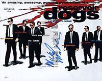 MICHAEL MADSEN Signed 11x14 Photo RESERVOIR DOGS Autograph JSA COA Cert