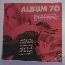 "33T ALBUM 70 Disque LP 12"" DUTRONC ANTOINE MICHAEL CHARLOTS RUSHERS B. FRENCHIES"