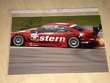 Mattias Lauda DTM Autogramm Autograph Signed Signiert FOTO 20x30 *TOP*