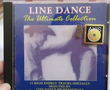 LINE DANCING THE ULTIMATE COLLECTION 15 HIGH ENERGY TRACKS CD