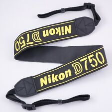 Genuine Nikon AN-DC14 Wide Neck & Shoulder Strap for D750 Camera DSLR  #QL8