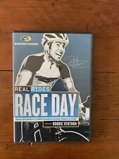 Real Rides Race Day Dvd Workout Video With Robbie Ventura