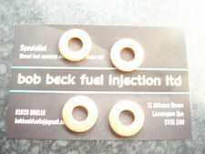 4 x FORD SIEMENS  DIESEL INJECTOR SEAL WASHER
