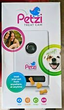 NEW Petzi Treat Cam Wi-Fi Pet Camera and Treat Dispenser
