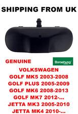 GENUINE FRONT HEATED SPRAYING WASHER JET VW GOLF MK5 PLUS MK6 MK7 JETTA MK3 MK4