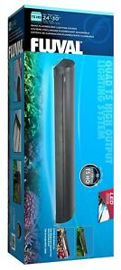 Fluval T5 HO Quad Fluorescent Lighting Systems (bulbs not included)