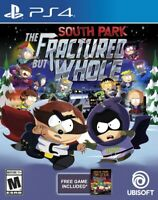 PS4 / Sony Playstation 4 Spiel - South Park: The Fractured But Whole US mit OVP