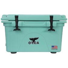 ORCA 26QT SEAFOAM COOLER / LIFETIME WARRANTY / SEAFOAM 26 QUART COOLER **NEW**