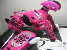 Wowwee Robopet Remote Control Toy Pink Ww254 To Good Home Only