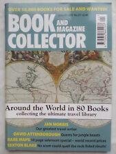 BOOK AND MAGAZINE COLLECTOR.JAN MORRIS.NO 277,JAN 07.SEXTON BLAKE.D ATTENBOROUGH