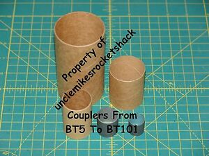 Body Tube Couplers BT-56 Pack Of 5 SPECIAL 1.50 Each